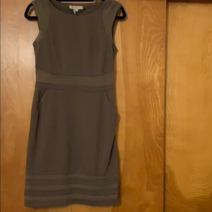 BCBG fitted dress size 8